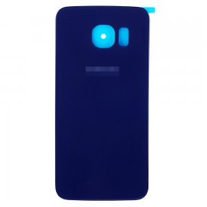 For Samsung Galaxy S6 Edge Battery Cover Blue High Copy