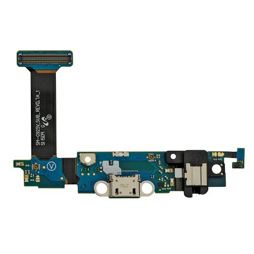 For Samsung Galaxy S6 Edge G925V Charging Port Flex Cable