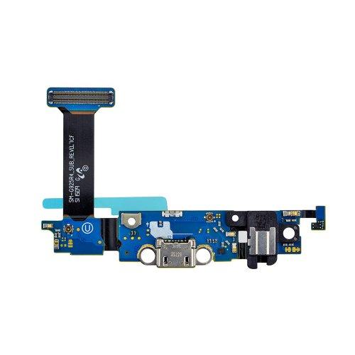 For Samsung Galaxy S6 Edge G925R4 Charging Port Fl...