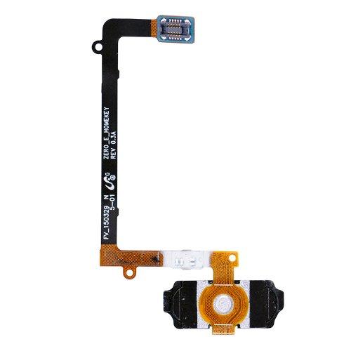 Home button Flex Cable for Samsung Galaxy Edge/G925A White Original
