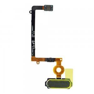 Home button Flex Cable for Samsung Galaxy Edge/G925A Dark Blue Original