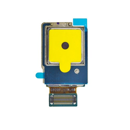 For Samsung Galaxy S6 Edge Rear /Big Camera