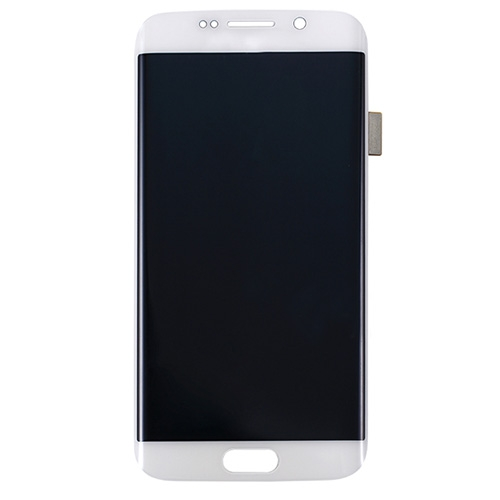 LCD with Digitizer Assembly for Samsung Galaxy S6 Edge/G925F White Refurbished