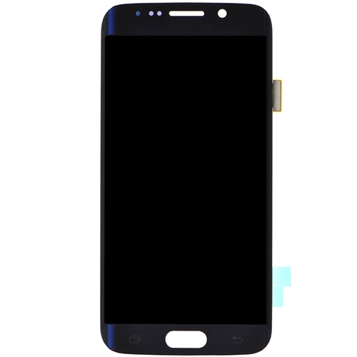 LCD with Digitizer Assembly for Samsung Galaxy S6 Edge/G925F Dark Blue Refurbished
