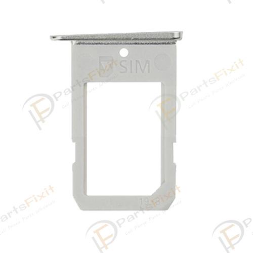 SIM Card Tray for Samsung Galaxy S6 Edge G925 Whit...