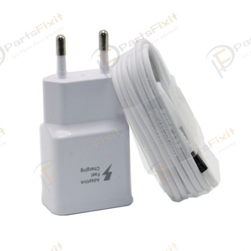 Adapter Fast Charging EU Plug travel Wall Charger For Samsung Galaxy S6 S6 Edge S7 Note 4 Note 5