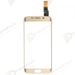 For Samsung Galaxy S6 Edge Touch Screen Digitizer Gold
