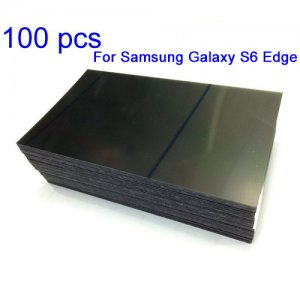 100PCS Polarizer for Samsung Galaxy S6 Edge