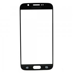 Original for Samsung Galaxy S6 Front Glass Lens Dark Blue