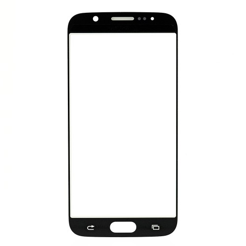 Original for Samsung Galaxy S6 Front Glass Lens White