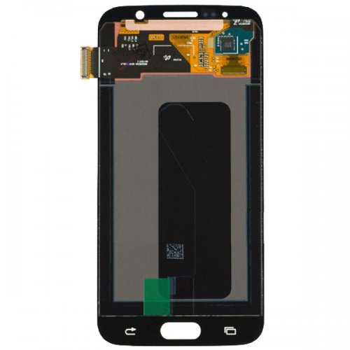 LCD with Digitizer Assembly for Samsung Galaxy S6 White Original Refurbished