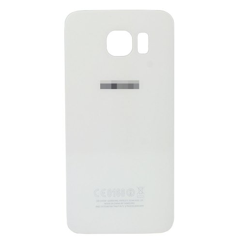 For Samsung Galaxy S6 Battery Cover White High Copy
