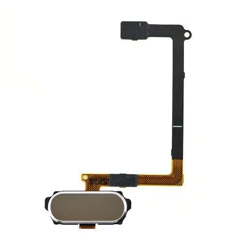 For Samsung Galaxy S6 Home Button with Flex Cable Gold
