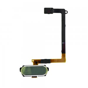 For Samsung Galaxy S6 Home Button with Flex Cable Black