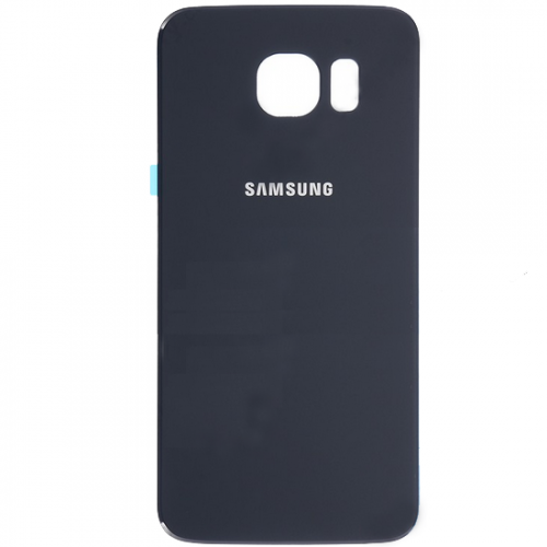For Samsung Galaxy S6 Battery Cover Black High Cop...