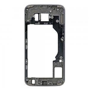 For Samsung Galaxy S6 Rear Housing Frame Grey