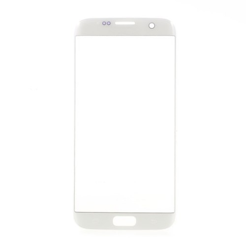 Front Glass Lens for Samsung Galaxy S7 Edge White ...