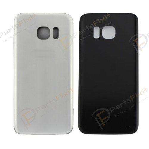 Battery Cover for Samsung Galaxy S7 Edge White