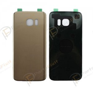 Battery Cover for Samsung Galaxy S7 Edge Gold