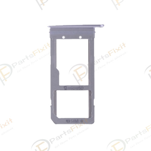 Sim Card Tray for Samsung Galaxy S7 Edge Gray