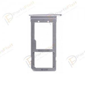 Sim Card Tray for Samsung Galaxy S7 Edge Silver