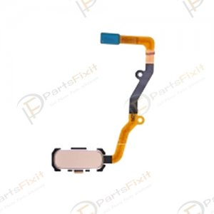 Home Button Flex Cable for Samsung Galaxy S7 Edge Gold
