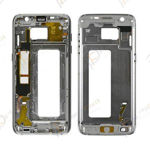 Front Housing for Samsung Galaxy S7 Edge Gold