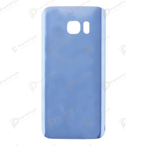 Battery Cover for Samsung Galaxy S7 Edge Blue