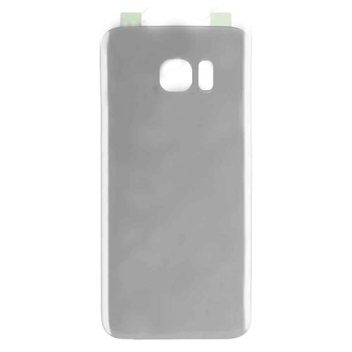 Battery Cover for Samsung Galaxy S7 Edge Silver