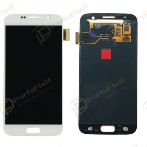 LCD with Digitizer Assembly for Samsung Galaxy S7 White