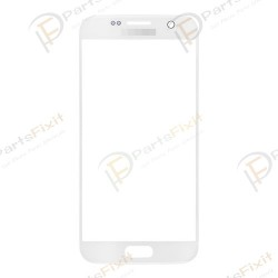 Front Glass Lens for Samsung Galaxy S7 White