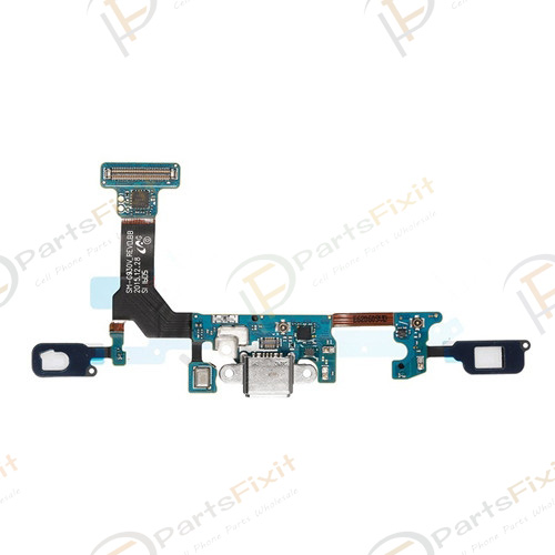 Charging Port Flex Cable for Samsung Galaxy S7 G93...