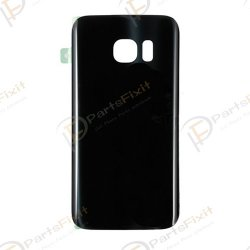 Battery Cover for Samsung Galaxy S7 OEM Black