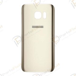 Battery Cover for Samsung Galaxy S7 Gold