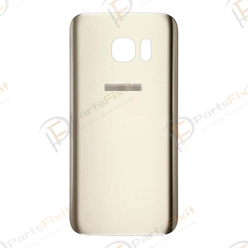 Battery Cover for Samsung Galaxy S7 Original Gold
