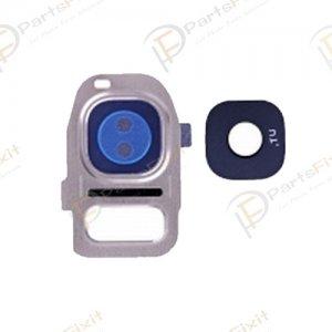 Camera Lens and Bezal for Samsung Galaxy S7/S7 Edge Gold