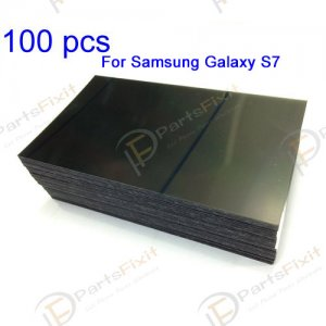 100PCS Polarizer for Samsung Galaxy S7