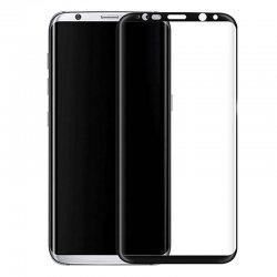 For Samsung Galaxy S8 3D Curved Tempered Glass