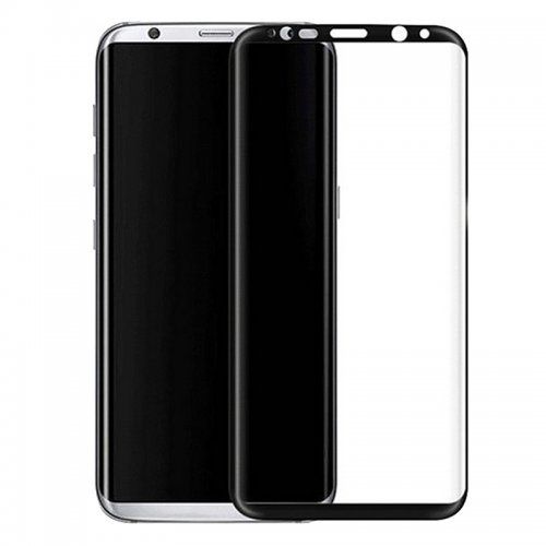 For Samsung Galaxy S8 Plus 3D Curved Tempered Glas...