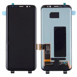 LCD with Digitizer Assembly for Samsung Samsung Galaxy S8 Black Original