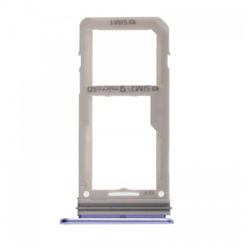 SIM Card Tray for Samsung Galaxy S8/S8 Plus Blue