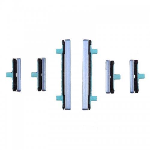 Side Keys for Samsung Galaxy S8 Blue