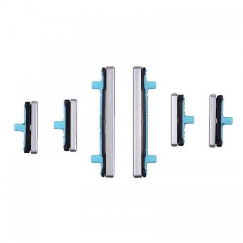 Side Keys for Samsung Galaxy S8 Silver