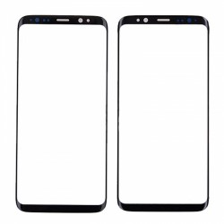 Front Glass Lens for Samsung Galaxy S8 Black