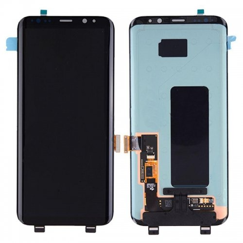 LCD with Digitizer Assembly for Samsung Galaxy S8 Plus Black