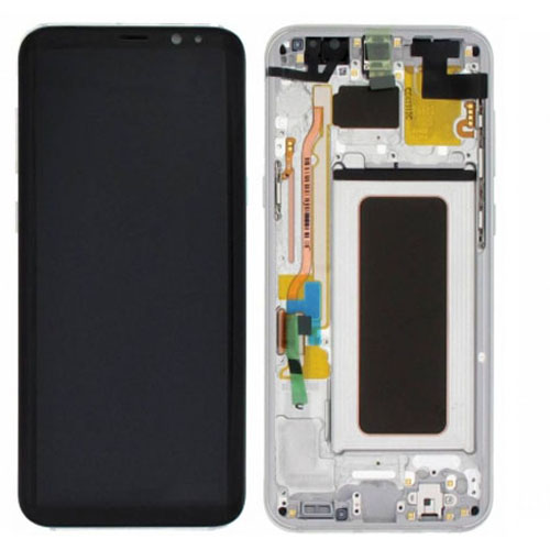 Screen Replacement With Frame for Samsung Galaxy S...