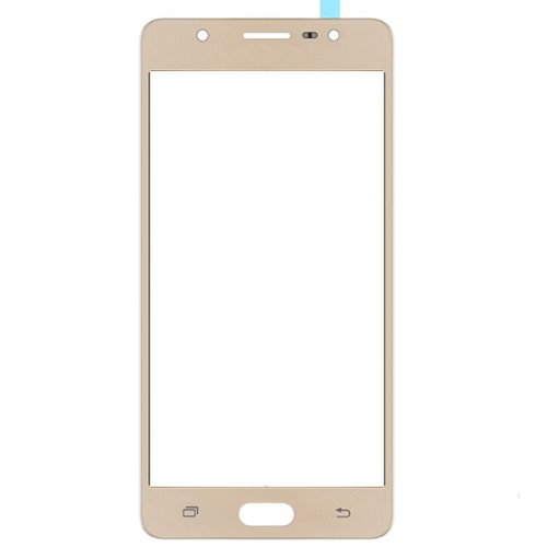 Glass Lens for Samsung Galaxy J7 Max Gold