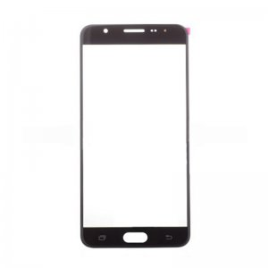 Glass Lens for Samsung Galaxy J7 Prime G6100 Black