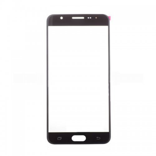 Glass Lens for Samsung Galaxy J7 Prime G6100 Black
