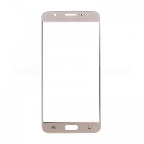 Glass Lens for Samsung Galaxy J7 Prime G6100 Gold